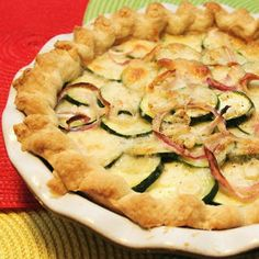 Cookistry: A Savory Pie for Pie Day