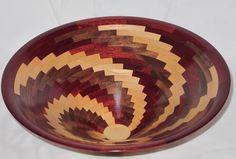 segmented bowls | Segmented Wooden Vases & Bowls