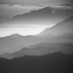 El+paisaje+monocromático+de+Hengki+Koentjoro