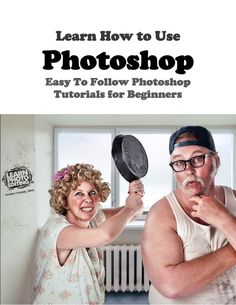Learn how to use #Photoshop - easy to follow Photoshop tutorials for beginners
