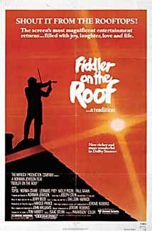 Posteritati: FIDDLER ON THE ROOF R1979 U.S. 1 sheet (27x41)