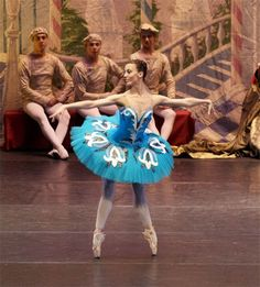 Florine. Pretty Ballerinas, Ballet Costumes, Dance Pictures, Teal, Blue, Costume Design, Ballet Skirt, Amazing, Skirts
