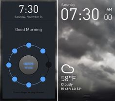 "A worthwhile app!  ""Can't wake up? Cleu Alarm, the ""clever alarm clock"" is an iOS app with a gorgeous design that will inspire even sleepyheads."" - thanks @geeksugar!"