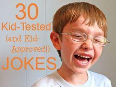 30 Kid-Tested Jokes