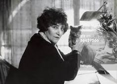 Colette - french writer - known for 1944 Gigi that was made into a film
