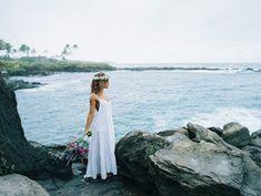 Maui bridal inspiration | Wendy Laurel | see more on: http://burnettsboards.com/2015/03/colorful-maui-bridal-inspiration/