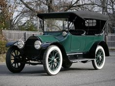 Cadillac Model 30 4-door Tourer '1912–14