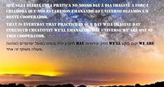 """Foto no álbum ÁLBUM 01 """"DEUS"""" """"TODOS SOMOS FILHOS E FILHAS DE DEUS DESENVOLVEMOS ENTRE NÓS O AMOR, para colher as Sementes Distribuirmos entre Aqueles que conosco Caminham, perto ou distante grande ou pequeno visível ou invisível. Não importa o nosso Caminho não tem limites porque é Infinito! Buscamos nele a CONVERGÊNCIA UNITÁRIA que nós conduzirá. SOMOS TODOS PEREGRINOS NESTA CAMINHADA, CADA ESFORÇO INDIVIDUAL, CADA PASSO E UMA VITÓRIA. O SEGREDO DE VENCER OS OBSTÁCULOS É SUPERAÇÃO…"""