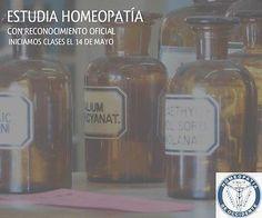 ESTUDIA HOMEOPATIA  #Estudia, #Homeopatia