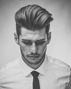 gentleman ˈjen(t)lmən/ noun 1. a chivalrous courteous or honorable man #barber #btcbigshot_men16 #menstyle #mensgrooming #stylist by mattyconrad