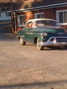 restoring America  1950 Oldsmobile 98 holiday coupe hard top two door.   one of our current projects.