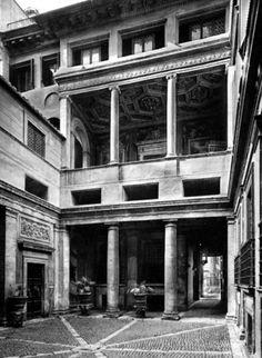 Baldassarre Peruzzi - Palazzo Massimo alle Colonne, Rome, 1532-1536