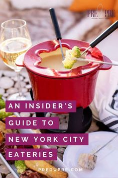 I love visiting New York City with so much to see and do. When it comes to dining, it is hard as a tourist to select from so many offerings. I thought it would be good to share an insider's view from Katrine Moite to help with your selection next time you are in NYC. Bon Appetit! #PreDupre #NewYorkFood #Foodie #Travel #NewYork
