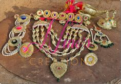 #bridal #jewllery #set #handmade https://www.facebook.com/pages/Ninos-creations/123853704344831