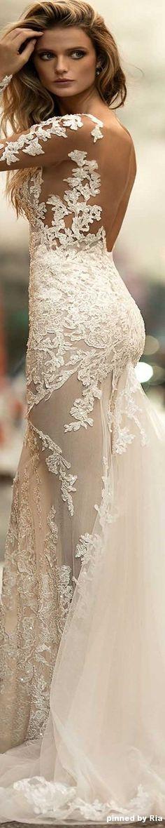 Berta Bridal Fall Winter 2017 l Ria