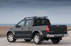 Nissan Navara. Want my truck back.