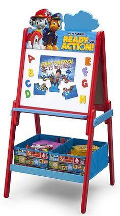 PIZARRA PATRULLA CANINA DE MADERA - TE87510PW, IndalChess.com Tienda de juguetes online y juegos de jardin
