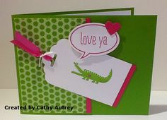 Stampin' Up! 2014 Occasions Catalog Cathy Autrey