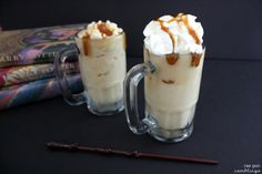Harry Potter Frozen Butterbeer Recipe - Rae Gun Ramblings