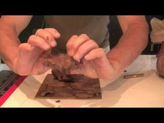 how to clay waldorf video