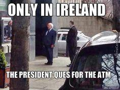 Only in Ireland Irish Memes Funny Irish Memes, Irish Jokes, Funny Quotes, Funny Memes, Hilarious, Irish Humor, Funniest Memes, Weird But True, Funny Facebook Status
