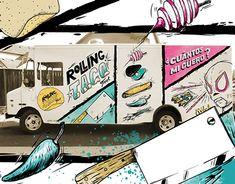 Podívejte se na tento projekt @Behance: \u201cRolling Tacos\u201d https://www.behance.net/gallery/19952805/Rolling-Tacos