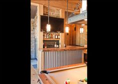 Bar in je huis - Wonen voor mannen