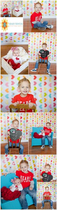 Looking at cute ideas before the Valentine's mini sessions at the end of the month...