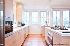 Montauk Transitional Masterpiece Kitchen