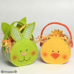 Easter crafts- Oh man I really want to make these for treats - how  adorable but ??easy