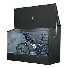 Tepro Fahrradbox anthrazit Tepro…