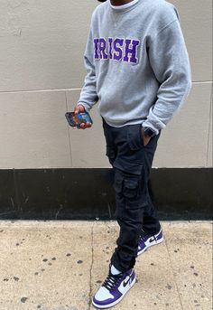 Teen Fashion Outfits, Trendy Outfits, Outfits For Teenage Guys, Black Men Street Fashion, Rebel Fashion, Types Of Fashion Styles, Swagg, Streetwear Fashion, Fitness Fashion