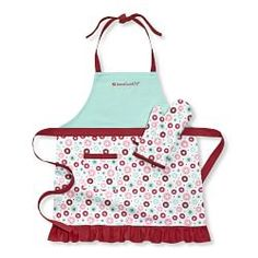 American Girl™ for Williams-Sonoma Adult Apron & Mitt