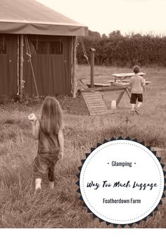 We had our first glamping experience with @featherdownfarm at their Readyfields site in Notts.  Something different and really enjoyed by the whole family,