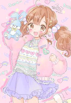 - fancysurprise:   ©manamoko ♪