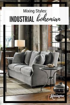 If you, like many other people, are living inside cookie-cutter rooms with matchy-matchy furniture, it may be time to update your style. Today, any interior designer will tell you the best way to create an upper-end look is to mix styles, colors, patterns, and go ahead and break all the rules!