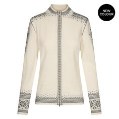 White Sweaters, Sweaters For Women, Norwegian Knitting, Signature Look, Pullover, Sweater Jacket, Norway, Knitwear, Jackets For Women