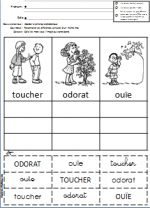 50 best french worksheets images in 2016 french tips french language learning learn french. Black Bedroom Furniture Sets. Home Design Ideas