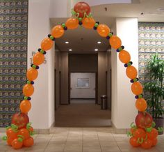 Google Image Result for http://www.balloonsgiftbaskets.com/Halloween_City_Plex_Towers_2009_Arch.JPG