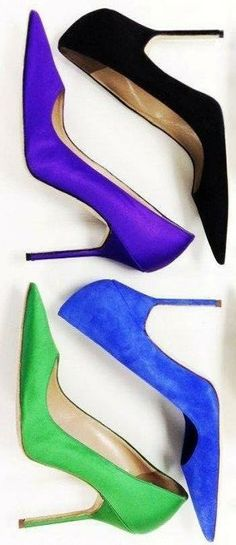 color pop manolo blahnik | LBV ♥✤ | KeepSmiling | BeStayElegant