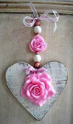 Rose à Coeur