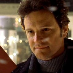 Mark Darcy - Colin Firth Bridget Jones's Diary (2001)
