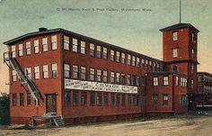 factory, circa 1900
