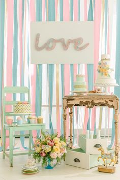 Pastel wedding inspiration and ideas | City Love Photography | see more on: http://burnettsboards.com/2014/04/pastel-mint-gold-wedding-ideas/