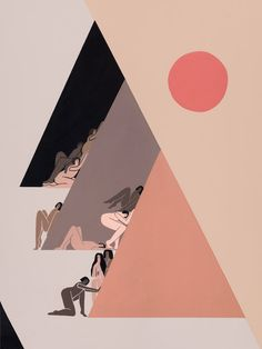 "Laura Berger & Sarah Bowser – ""Nobody, Everybody"" @ Athen B. Art And Illustration, Abstract Drawings, Art Drawings, Laura Berger, Journaling, Feminist Art, Painting Wallpaper, Disney Wallpaper, Art Inspo"