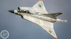 Swedish Air Force Historic Flight's SAAB Sk35C Draken