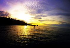 SUNSET SUP @ Okinawa #沖縄 #sup #スタンドアップパドルボード#恩納村 #sunset #海空 #夕焼け#okinawa #okinawajapan#okinawatrip#instalike