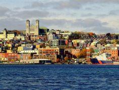 St Johns   Newfoundland, Canada
