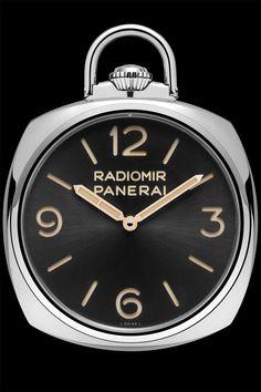 PANERAI: Pocket Watch, ref. PAM00529 http://www.orologi.com/cataloghi-orologi/panerai-pocket-watches-pocket-watch-3-days-oro-bianco-pam00529
