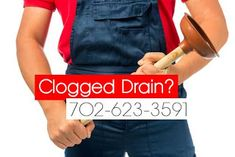Have a clogged drain that needs repair in Las Vegas 702-623-3591? http://rooter-man-plumber-las-vegas-plumbing.blogspot.com/2018/04/have-clogged-drain-that-needs-repair-in.html #plumberlasvegas #plumbing #plumber #plumbers #lasvegas #rooter #gasfiter #sewer #hydrojetter #plumblife #plumbinglife #cleaning #repair #services #heating #pipe #plumbingservices #hvac #kitchen #bathroom #bath #leaks #vegas #bathtub #boiler #shower #sink #waterheating #plumbingfixture #waterheater